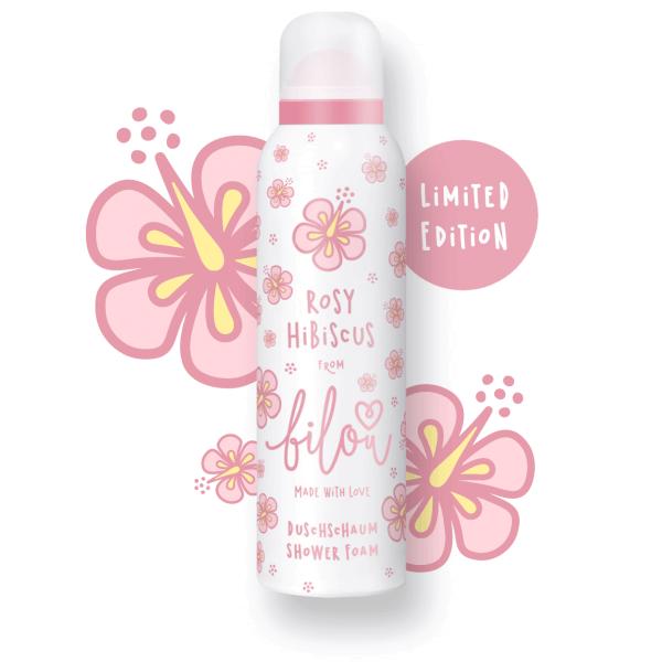 Rosy Hibiscus